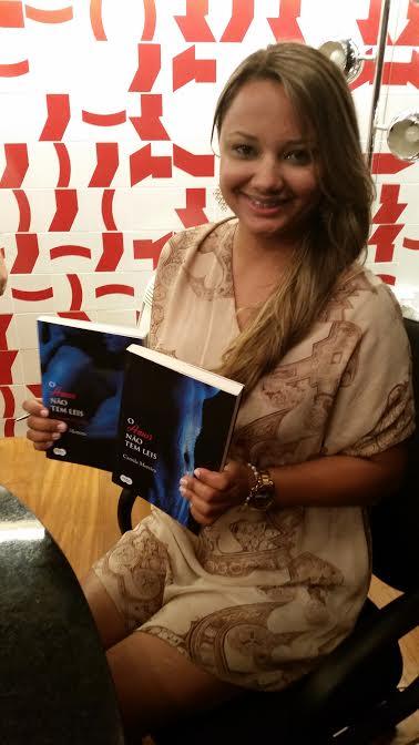Autora parceira; Camila Moreira