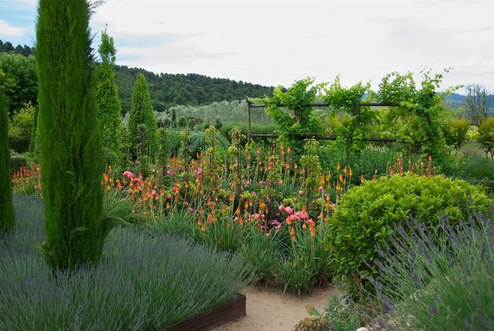 Den passionerade trädgårdsturisten: rosor, lavendel, iris o ...