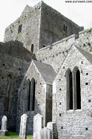 Capilla de Cormac de la Roca de Cashel