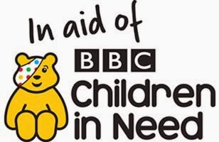 Keytek locksmiths are fundraising for Children in Need
