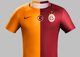 gambar jersey resmi official terbaru musim depan Detail jersey Galasataray home terbaru musim depan 2015/2016 di enkosa sport