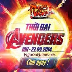 Tải game Phong Vân Truyền Kỳ V21 - PVTK 21.0 - Tiểu Vũ