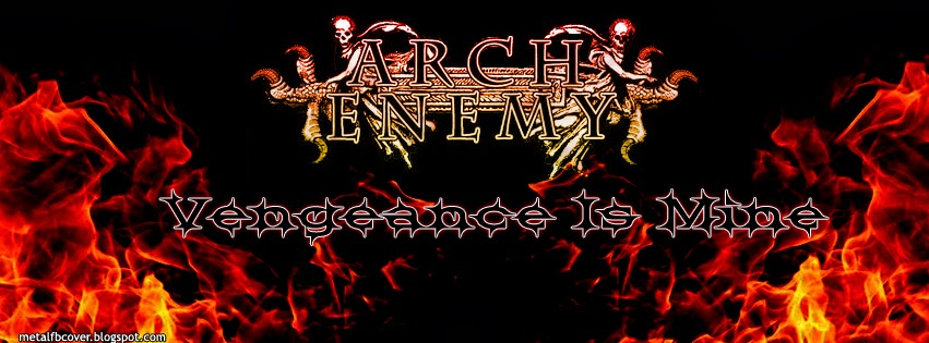 metal facebook cover arch enemy facebook timeline covers