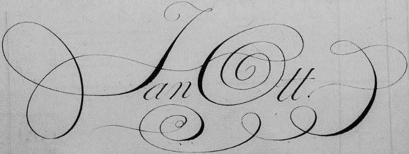 gen.3: Jan Ott (1758 - 1810)