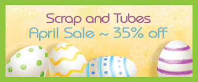 Designer Sale: Scrap and Tubes