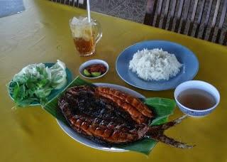 Seafood Kuliner Balikpapan RM Torani