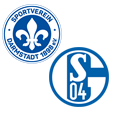 SV Darmstadt - FC Schalke 04