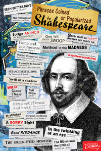 symbolism in shakespeares works While other literary techniques, such as imagery and diction, play an important role in shakespeare's works, symbolism plays just as great, if not a greater role in his pieces many times the symbols that shakespeare used carried a theme throughout the entire work, and also, many times served as foreshadowing.