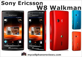 Sony ericsson w8 walkman Review