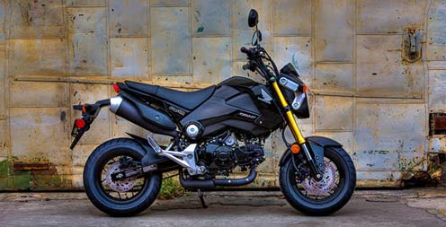 Honda Grom Drivetrain, Pricing and Review