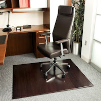 Bamboo Office Mat2