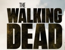 The Walking Dead Title banner