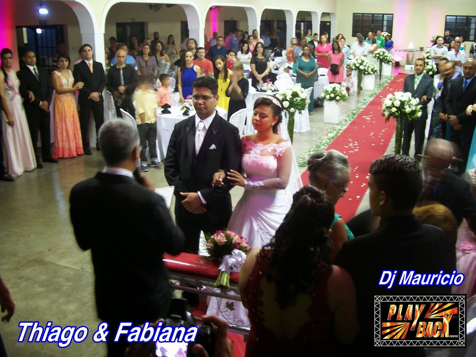 Thiago e Fabiana