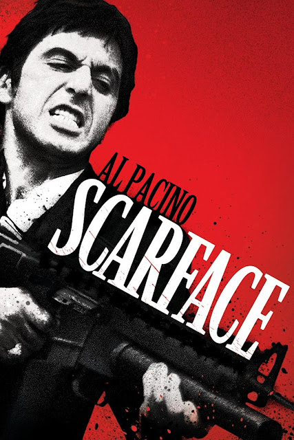 brian de palma scarface, 1983, al pacino