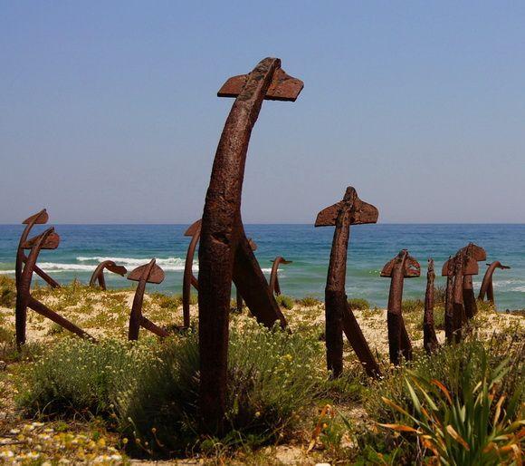 9 Kuburan Terunik di Dunia - Kuburan Jangkar Kapal, Portugal