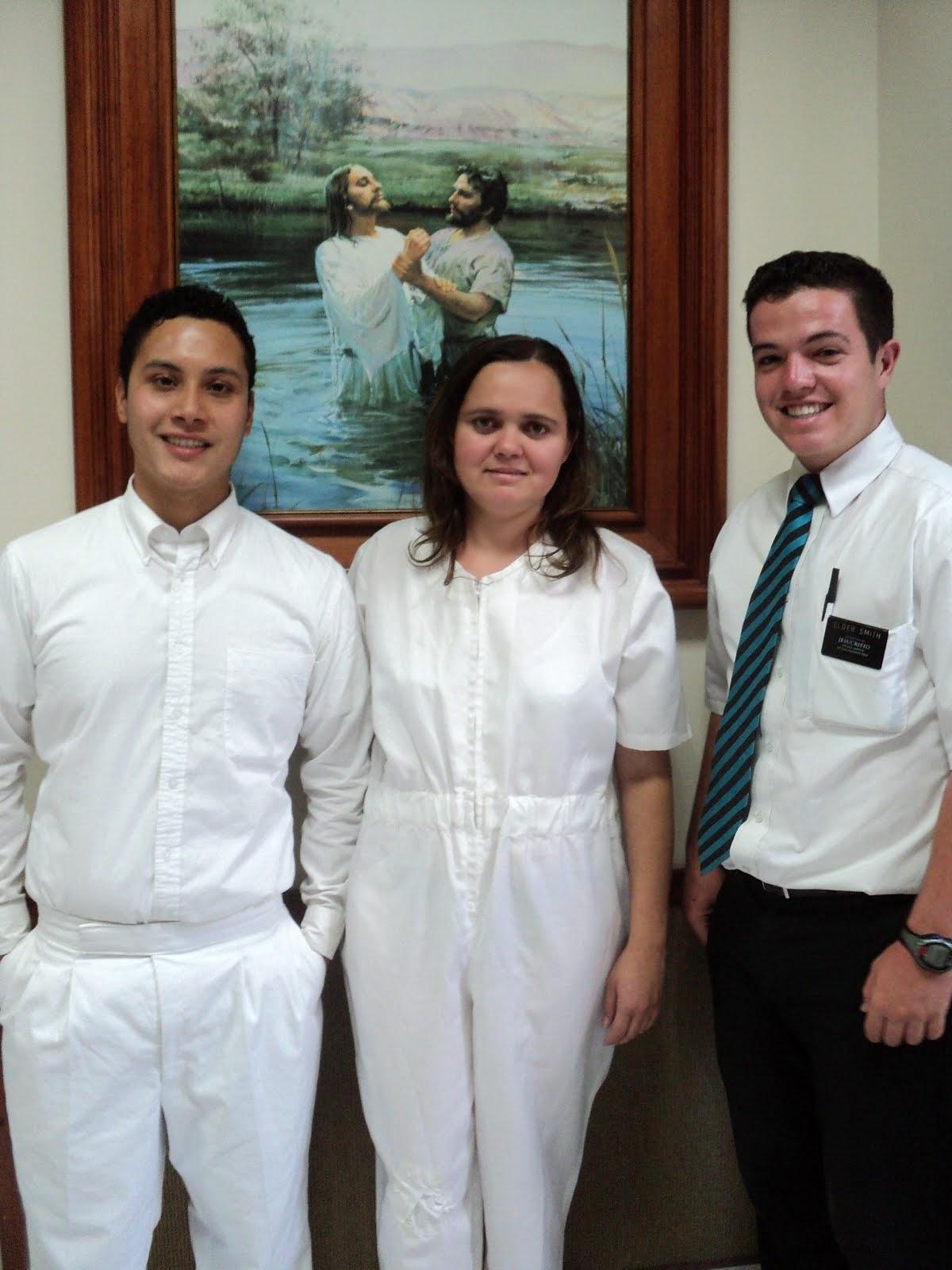 Liliam's Baptism, 7/14