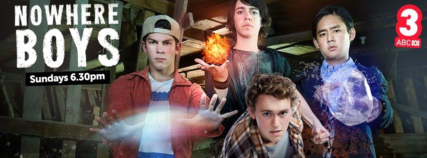 Nowhere Boys (2013) 2x01 Vose Disponible