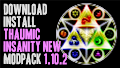 HOW TO INSTALL<br>Thaumic Insanity New Modpack [<b>1.10.2</b>]<br>▽