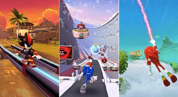 Sonic Dash 2 Sonic Boom v1.4.0 Mod Apk (Mega Mod) 1
