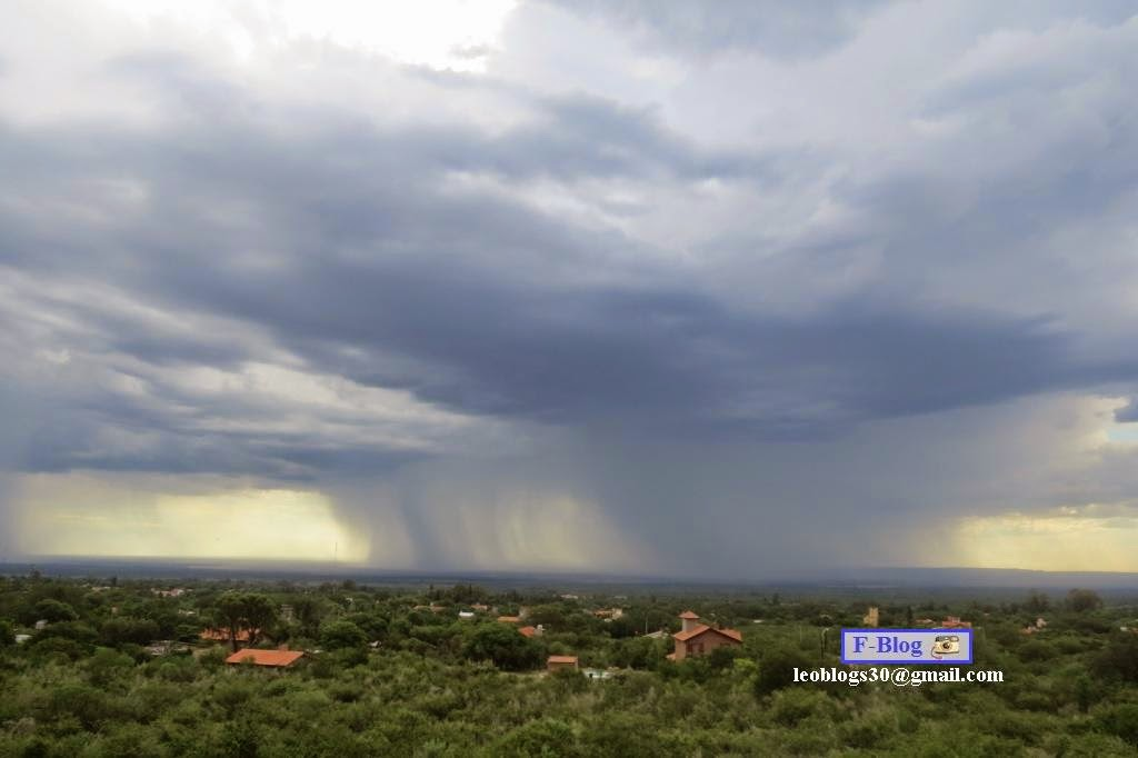 La tormenta se avecina, Merlo, San Luis