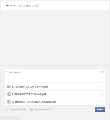 Mengirim file lewat pesan facebook 3