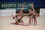 Conjunto Cadete Base 2016. María, Ananda, Alejandra, Patricia y Estela