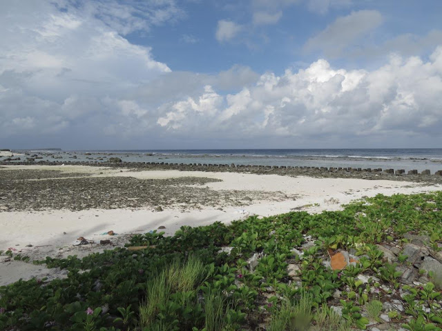 Kalpeni Beach