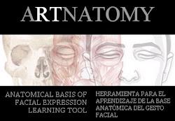 AnaTOMicAL BASIs of FAciaL eXpressiON LearniNG TOoL