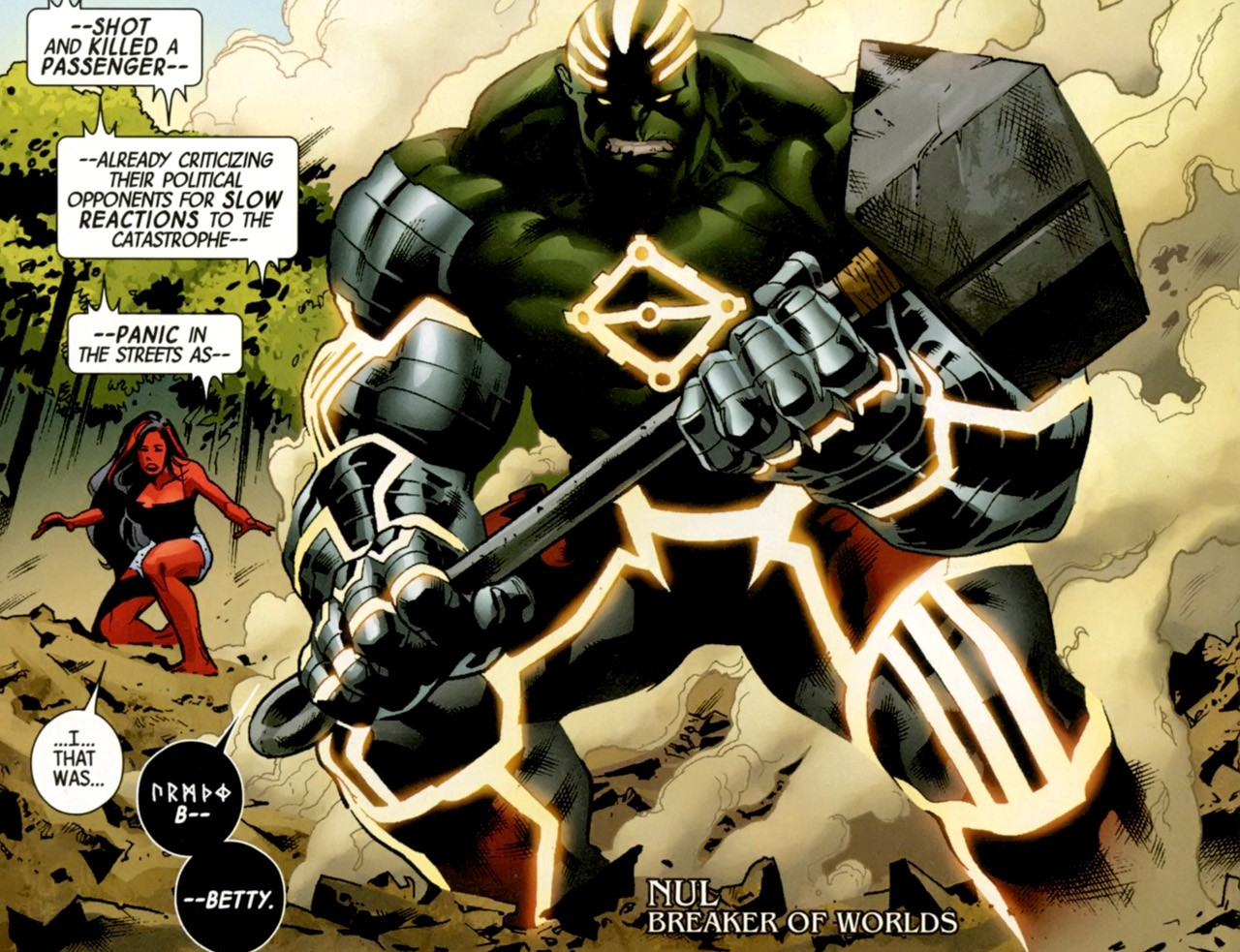 Hulk Fucks She Hulk Good x-men supreme: fear itself #2 - expanding the scope of awesome