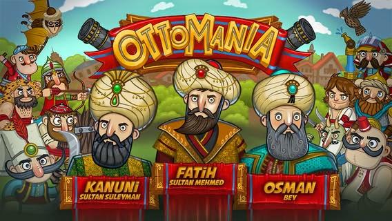 Ottomania iOs resimi