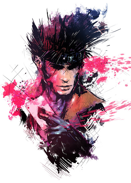 Gambit Character Review (Full Color Picture)