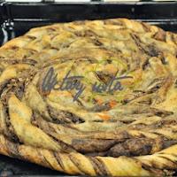 Burmalı Amasya Çöreği Tarifi Burmalı Çörek Tarifleri