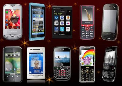 top 10 mobile phones