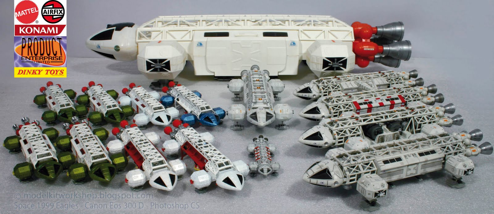 Image result for space 1999 eagle toy
