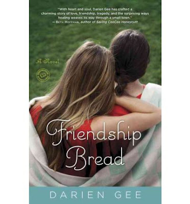 Friendship Bread Book review