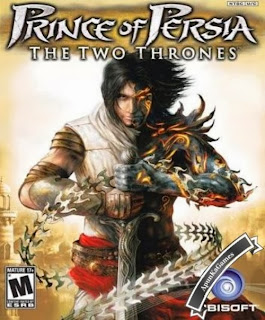 Prince of Persia 3 The Two Thrones Cover, Poster