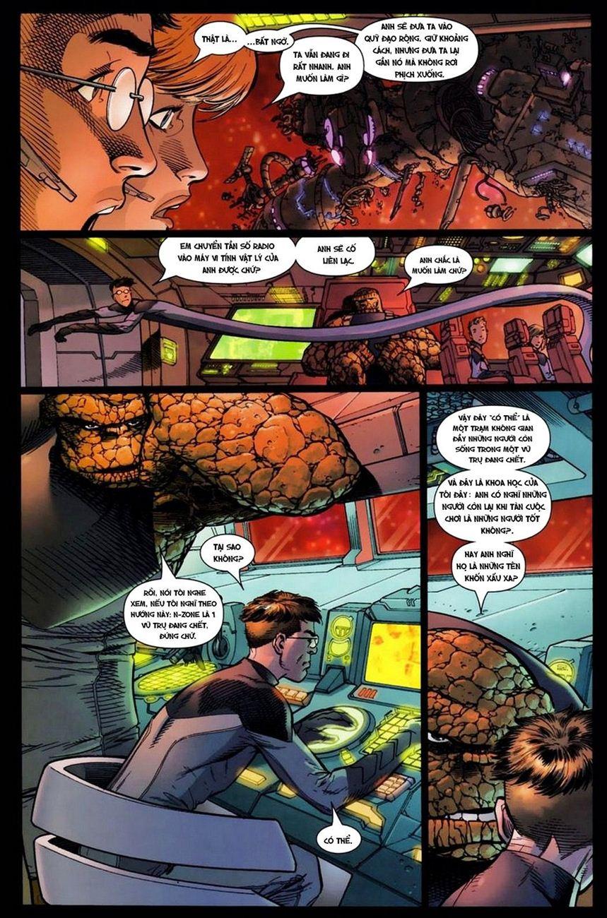 Ultimate Fantastic Four chap 15 - Trang 17