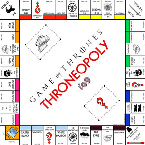 Throneopoly curiosidades