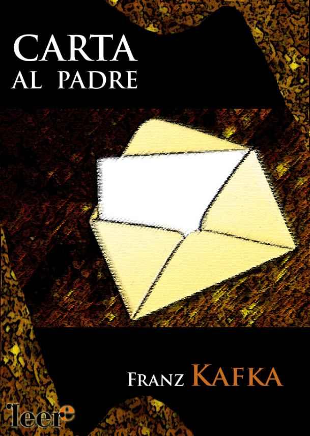 Portada del libro carta al padre de franz kafka epub y pdf gratis