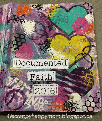 Documented Faith January by Lynn Shokoples