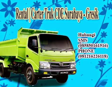 Rental | Carter Truk CDE Surabaya - Gresik