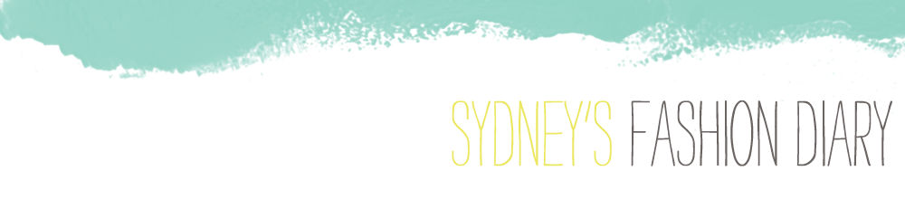 Sydney's Fashion Diary - Petite Lookbook, Fashion Steals and Deals
