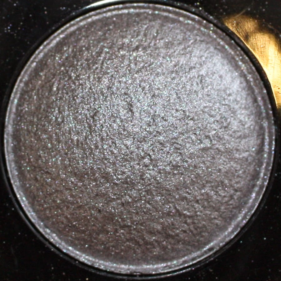 NYX Baked Eyeshadow in Death Star Swatch & Review