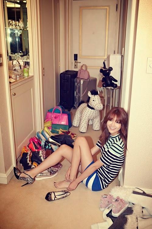 [150120] Sooyoung para el número de enero de Nylon. 05