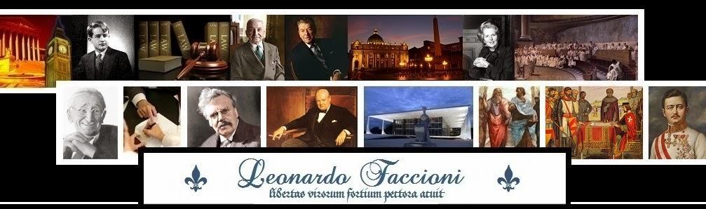 Leonardo Faccioni | Libertas virorum fortium pectora acuit