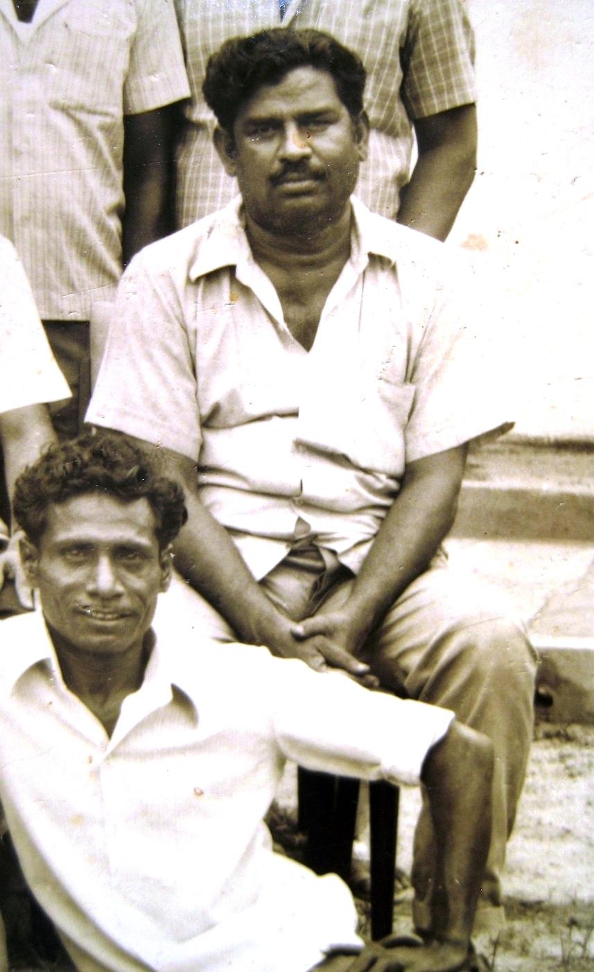 alipiri the beginning jairam naidu my father s brother in law jairam naidu at ennore foundries chennai