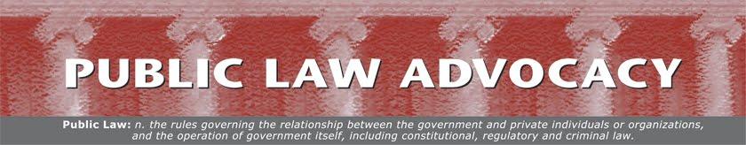 Public Law Advocacy