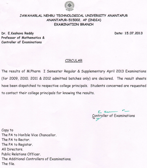 provisional certificate application form jntu anantapur