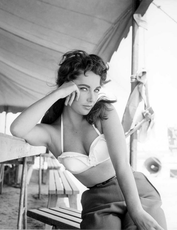Elizabeth Taylor Giant (1956 film)