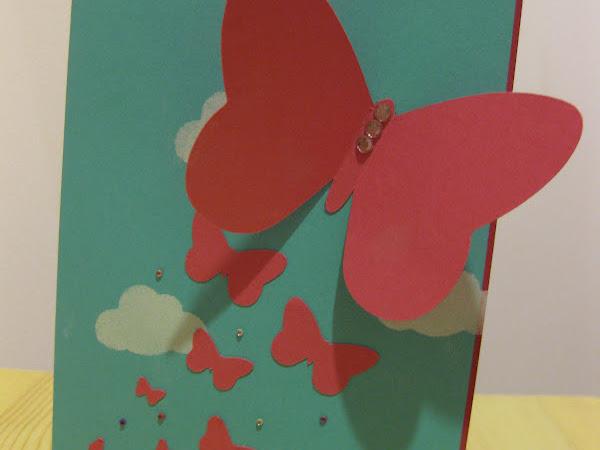 Fluttering By...